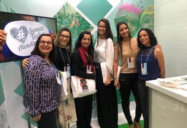 Santa Casa da Bahia marca presença no XII Congresso da Sociedade Brasileira de Psicologia Hospitalar