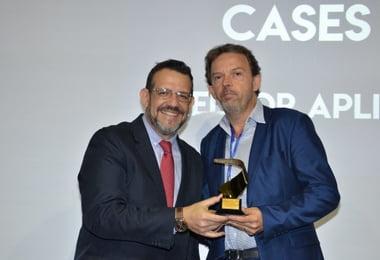Santa Casa da Bahia é destaque em premiações realizadas pelo Grupo Mídia em São Paulo