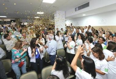 Hospital Santa Izabel conquista certificação internacional