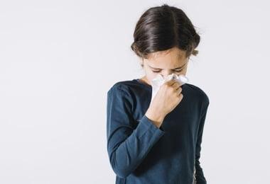 Doenças respiratórias aumentam em crianças no outono e no inverno