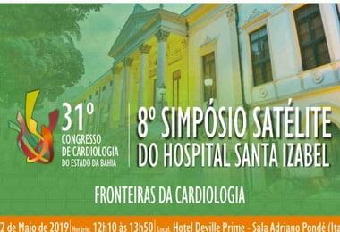 Tratamentos avançados são destaque em Simpósio no Congresso Baiano de Cardiologia