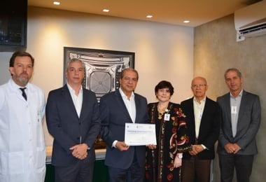 Hospital Santa Izabel é primeiro do Nordeste a receber prêmio internacional de Meio Ambiente