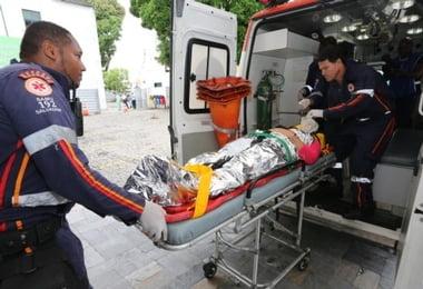 Hospital Santa Izabel realiza I Simulado de Atendimento a múltiplas vítimas
