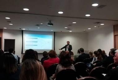 Santa Casa da Bahia participa de fórum de inteligência médica em São Paulo
