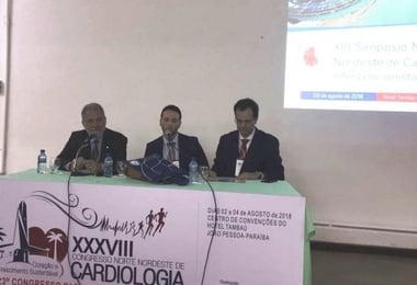 Hospital Santa Izabel esteve bem representado no Congresso Norte Nordeste de Cardiologia