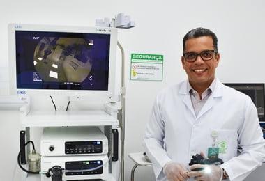 Tecnologia pioneira ajuda na prevenção de doenças do sistema digestivo