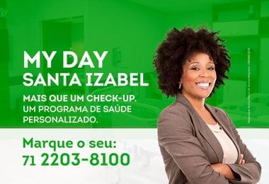 Hospital Santa Izabel retoma atividades do seu Programa de Saúde Personalizado (My Day)