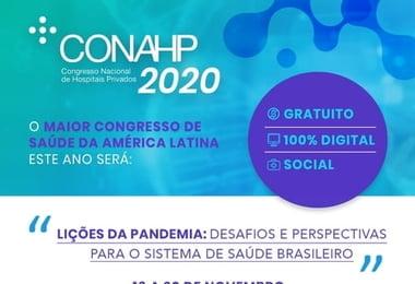 Ações efetivas para controle glicêmico durante pandemia são destaque no maior congresso de saúde da América Latina