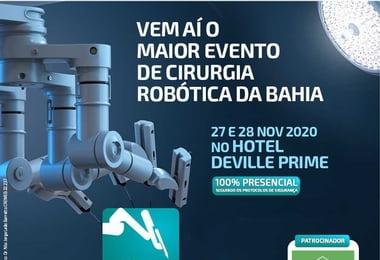 Hospital Santa Izabel participa de Simpósio de cirurgia robótica