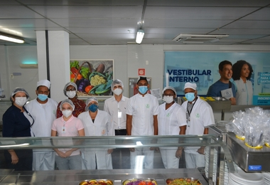 Nutrição do Hospital Santa Izabel conquista selo de qualidade e sustentabilidade