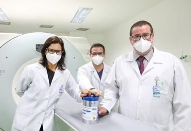 Serviço de Medicina Nuclear do Hospital Santa Izabel  reúne tratamentos pioneiros e de alta precisão